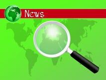 World news Stock Images