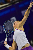 World No.20 Tennis player Sara Errani Royalty Free Stock Photos