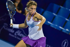 World No.20 Tennis player Sara Errani Stock Photography