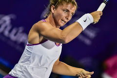 World No.20 Tennis player Sara Errani Stock Photos