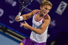 World No.20 Tennis player Sara Errani Stock Image