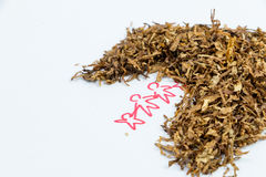 World No Tobacco Day Stock Images