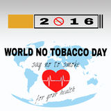 World no tobacco day 4 Stock Photos