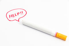 World No Tobacco Day Stock Photo