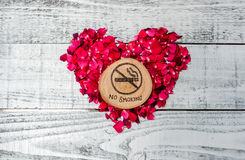 World No Tobacco Day, No Smoking Royalty Free Stock Image