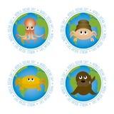 World Ocean Day Royalty Free Stock Photo