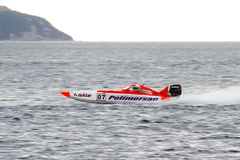 World Offshore 225 Championship Royalty Free Stock Images