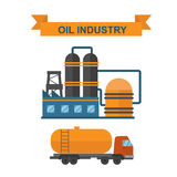World oil gas production infographic distribution and petroleum extraction rate business infochart diagram report Stock Photos