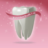 World Oral Health Day Royalty Free Stock Photos