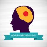 World Parkinson Day. Stock Photo