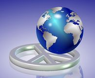 World peace Royalty Free Stock Photography
