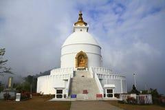 World Peace Pagoda Royalty Free Stock Photography