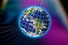 World Planet Earth Royalty Free Stock Photography