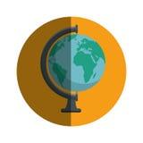 World planet school supply Stock Image
