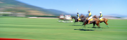 World Polo Championship Stock Photography