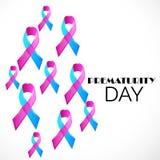 World Prematurity Day Royalty Free Stock Photos