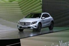 World Premiere new Mercedes Benz GLA-Class Royalty Free Stock Photo
