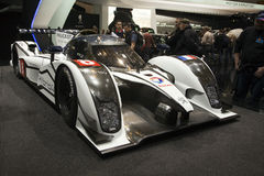 World Premiere of the Peugeot 908 Royalty Free Stock Images