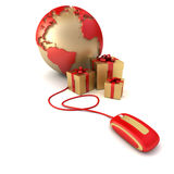 World presents online Stock Images