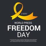 World Press Freedom Day. Stock Photo