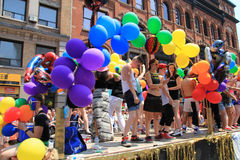 World Pride Parade Royalty Free Stock Photo