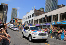World Pride Parade 2014 Stock Image