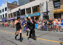 World Pride Parade 2014 Stock Photos