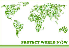 World protection Royalty Free Stock Photos