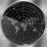 World Radar Stock Photography
