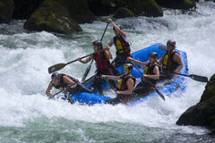Free World Rafting Champs Banja Luka 2009 Royalty Free Stock Photo - 9441035