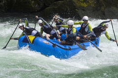 Free World Rafting Champs Banja Luka 2009 Stock Photography - 9441652