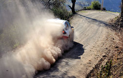 World Rally Championship Mexico Stock Photos
