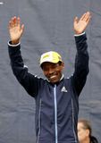The World Recordman Marathon Haile Gebrselassie Stock Photo