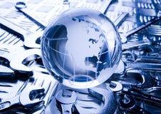 World repair Royalty Free Stock Photos