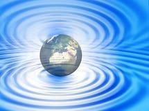 World on the ripple
