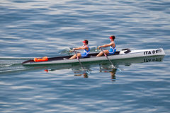 World Rowing Coastal Championships Thessaloniki Stock Photography