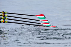 World Rowing Coastal Championships Thessaloniki Royalty Free Stock Images