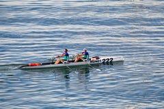 World Rowing Coastal Championships Thessaloniki Stock Photo