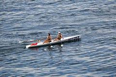 World Rowing Coastal Championships Thessaloniki Royalty Free Stock Photo