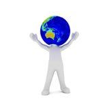 World ruler Stock Images
