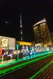 World& x27; s最大的商城 免版税图库摄影