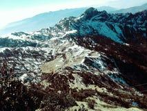 World's beautiful place nepal's kalinchok royalty free stock image