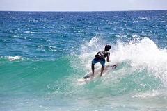World's Best Surfers Stock Images