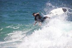 World's Best Surfers Stock Image