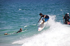 World's Best Surfers Royalty Free Stock Photo