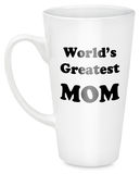 World's Greatest Mom on mug Stock Photo