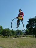 World`s Largest Bicyclist Stock Photos