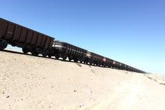 The world's longest train Stock Photos