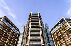 The world's most expensive residential apartment penthouse sold in London.  Stock Photography