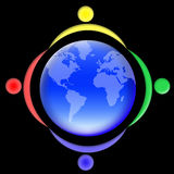 World S People (02) Royalty Free Stock Photo